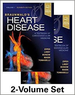 Braunwald's Heart Disease: A Textbook of Cardiovascular Medicine, 2-Volume Set, 11e-EPUB