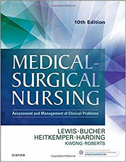 Medical-Surgical Nursing: Assessment and Management of Clinical Problems, Single Volume, 10e-Original PDF