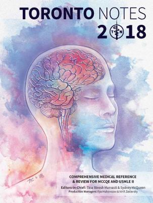 TORONTO NOTES 2018, 34th Edition-Original PDF