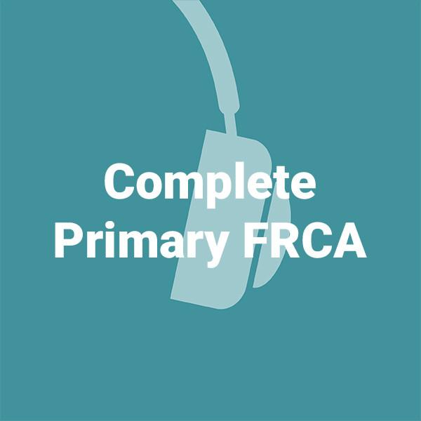Complete Primary FRCA bundle-Dr.Podcasts -MP3