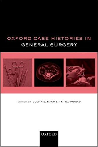 Oxford Case Histories in General Surgery-Original PDF