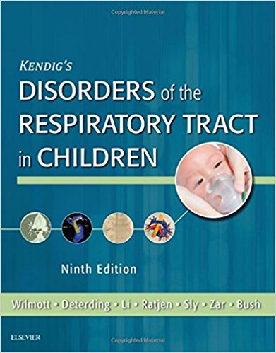 Kendig's Disorders of the Respiratory Tract in Children, 9e-Original PDF+Videos