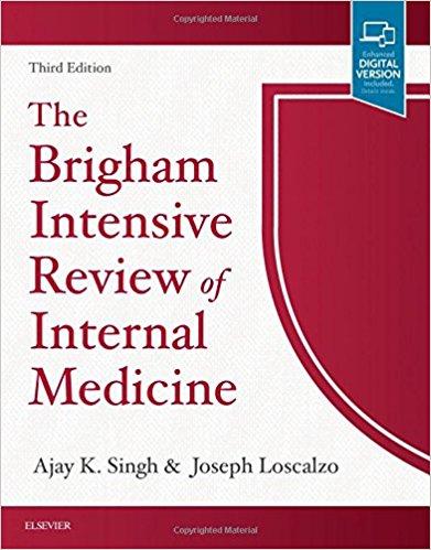 The Brigham Intensive Review of Internal Medicine, 3e-Original PDF