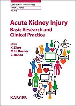 Acute Kidney Injury - Basic Research and Clinical Practice (Contributions to Nephrology, Vol. 193)-Original PDF