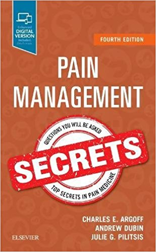 Pain Management Secrets, 4e-Original PDF