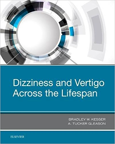 Dizziness and Vertigo Across the Lifespan, 1e-Original PDF