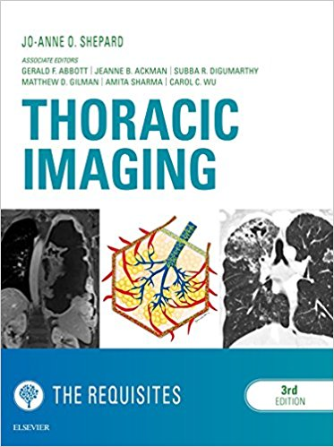 Thoracic Imaging The Requisites, 3e-Original PDF