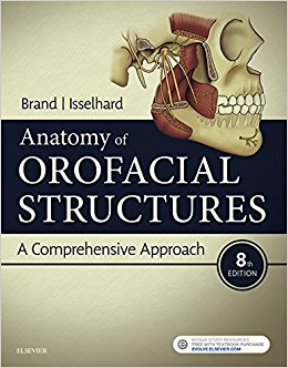 Anatomy of Orofacial Structures: A Comprehensive Approach, 8e-Original PDF