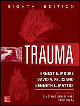 Trauma, Eighth Edition-Original PDF+Videos