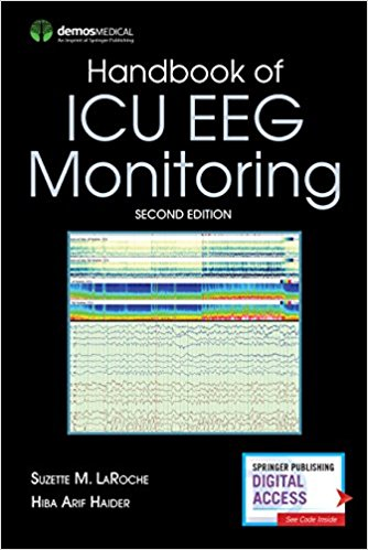 Handbook of ICU EEG Monitoring 2nd Edition-EPUB