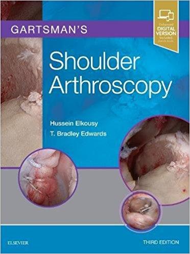 Gartsman's Shoulder Arthroscopy, 3e-Original PDF