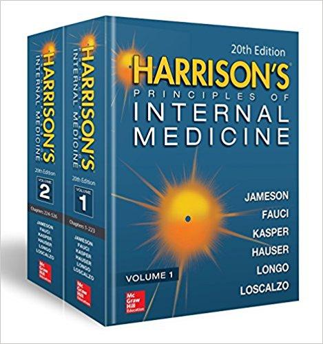 Principles of Internal Medicine, Twentieth Edition