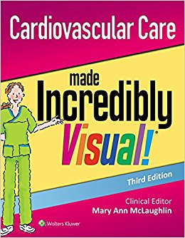 Cardiovascular Care Made Incredibly Visual! (Incredibly Easy! Series®) 3rd Edition-EPUB