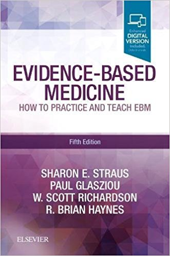 sackett evidence based medicine how to practice and teach