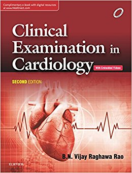 Clinical Examination in Cardiology 2nd Revised edition-Original PDF