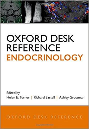 Oxford Desk Reference: Endocrinology (Oxford Desk Reference Series)-Original PDF