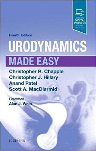 Urodynamics Made Easy, 4e-Original PDF