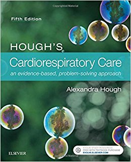 Hough's Cardiorespiratory Care: an evidence-based, problem-solving approach, 5e-Original PDF