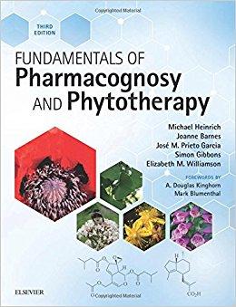 Fundamentals of Pharmacognosy and Phytotherapy, 3e-Original PDF