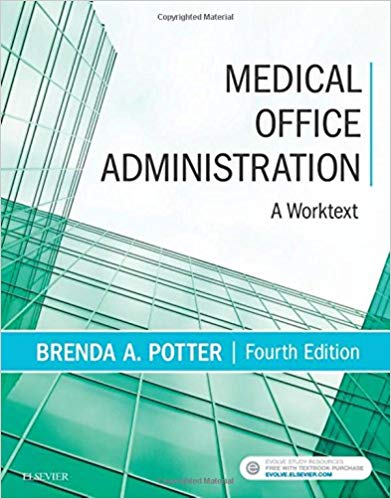 Medical Office Administration: A Worktext, 4e-Original PDF