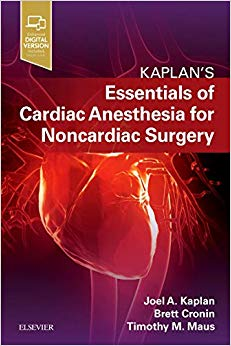 Essentials of Cardiac Anesthesia for Noncardiac Surgery: A Companion to Kaplan's Cardiac Anethesia-Original PDF