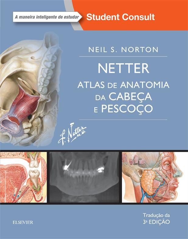 Netter Atlas De Anatomia Da Cabea E Pescoo Original Pdf All