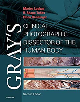 Gray's Clinical Photographic Dissector of the Human Body 2nd Edition (Gray's Anatomy)-Original PDF