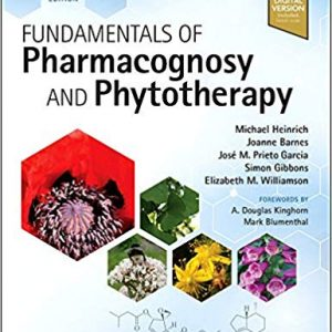 Fundamentals of Pharmacognosy and Phytotherapy 3rd Edition-EPUB