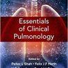 Essentials of Clinical Pulmonology-Original PDF