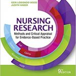 Study Guide for Nursing Research: Methods and Critical Appraisal for Evidence 9th Edition-Based Practice-EPUB