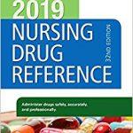 Mosby's 2019 Nursing Drug Reference (SKIDMORE NURSING DRUG REFERENCE) 2th Edition-EPUB