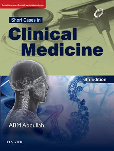 Short Cases in Clinical Medicine 6th Edition-Original PDF