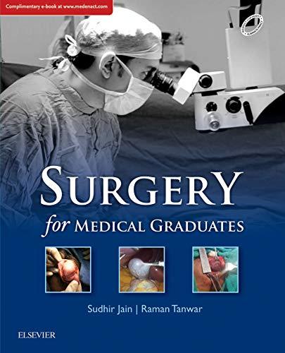 Surgery for Medical Graduates, 1st edition-Original PDF