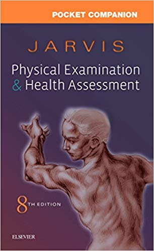 Pocket Companion for Physical Examination and Health Assessment 8th Edition-Original PDF
