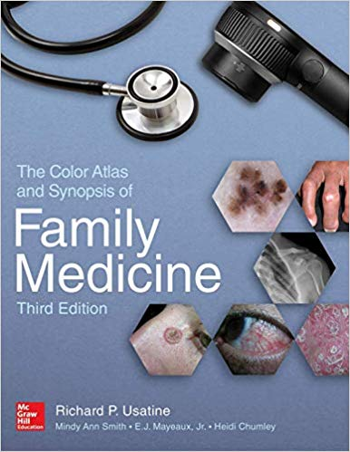The Color Atlas and Synopsis of Family Medicine, 3rd Edition-Original PDF