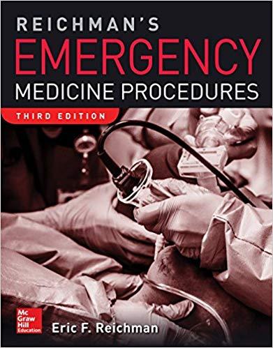 Reichman's Emergency Medicine Procedures, 3rd Edition-Read online