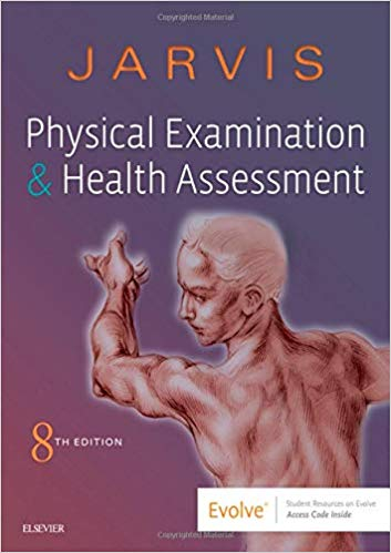 Physical Examination and Health Assessment 8th Edition-Original PDF