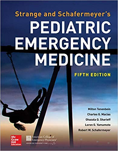 Strange and Schafermeyer's Pediatric Emergency Medicine, Fifth Edition-Original PDF
