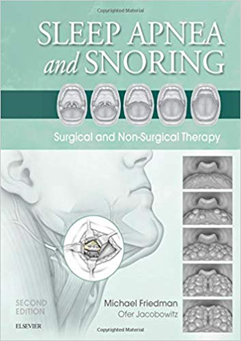 Sleep Apnea and Snoring: Surgical and Non-Surgical Therapy 2nd Edition-Original PDF+Videos
