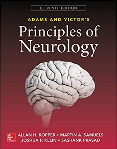 Adams and Victor's Principles of Neurology 11th Edition-Read Online