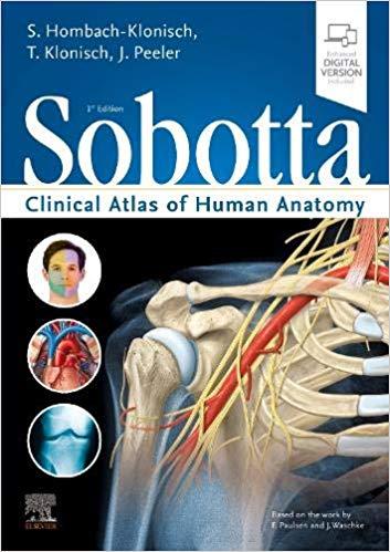 Sobotta Clinical Atlas of Human Anatomy-Original PDF
