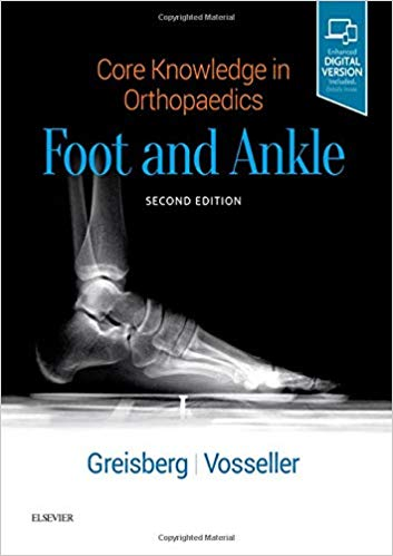 Core Knowledge in Orthopaedics: Foot and Ankle 2nd Edition-Original PDF