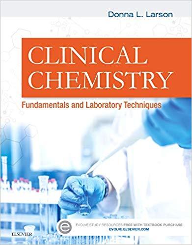 Clinical Chemistry: Fundamentals and Laboratory Techniques-Original PDF