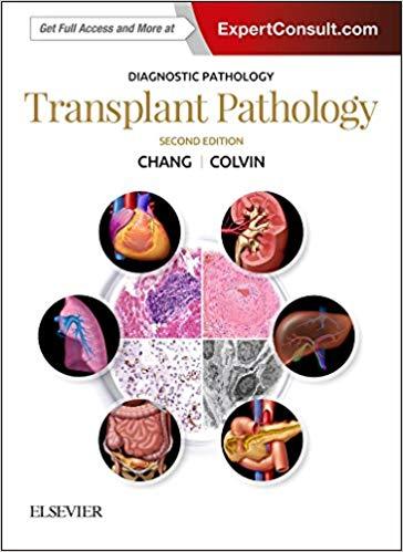 Diagnostic Pathology: Transplant Pathology 2nd Edition-Original PDF