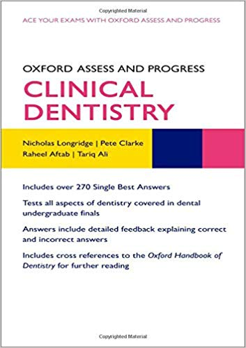 Oxford Assess and Progress: Clinical Dentistry-Original PDF
