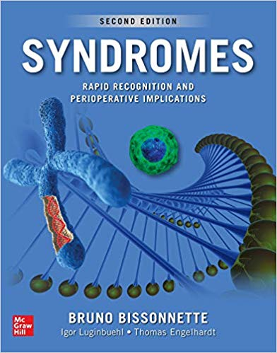 Syndromes: Rapid Recognition and Perioperative Implications, 2nd edition-Original PDF