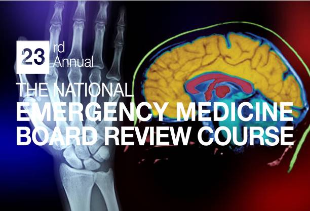 23rd Annual National Emergency Medicine Board Review 2018-Videos+PDFs