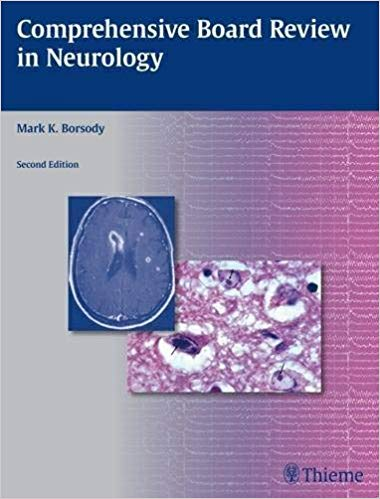 Comprehensive Board Review in Neurology 2nd Edition-Original PDF