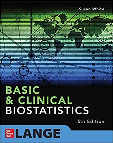 Basic & Clinical Biostatistics: Fifth Edition-Original PDF