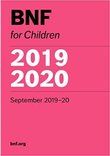BNF for Children (BNFC) 2019-2020-Original PDF